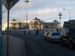 Het parlement (ofoziets) in Mongolië.